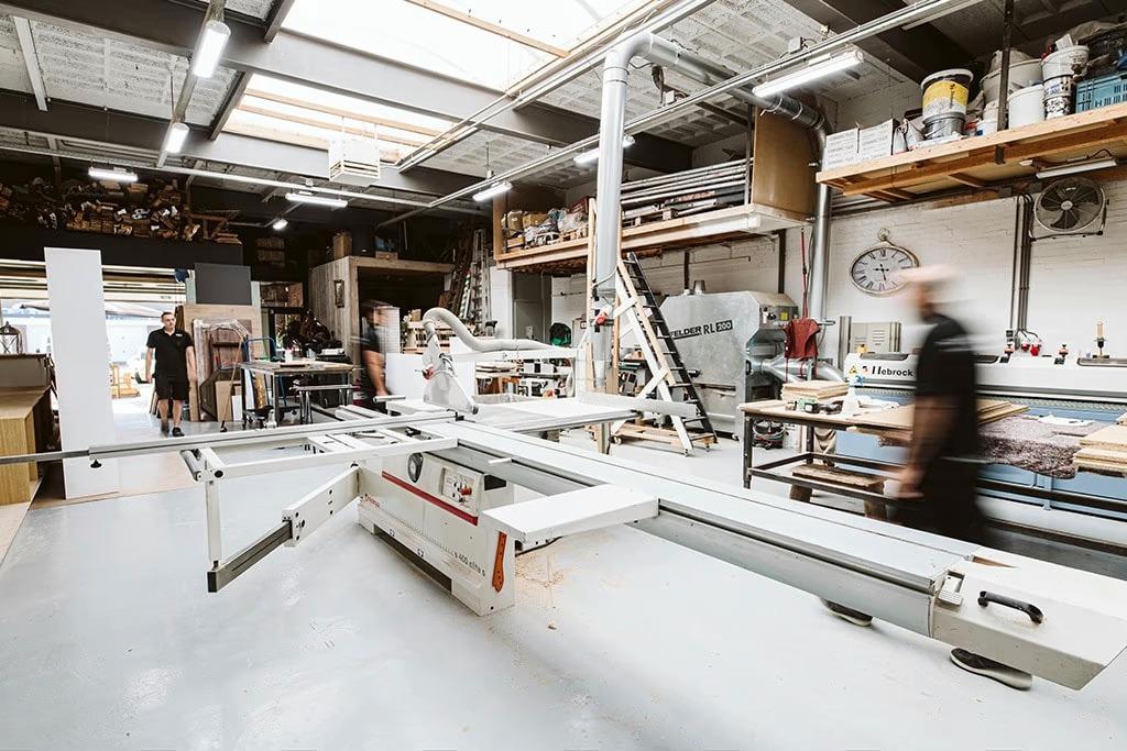 Meubels opmaat laten maken in Bergschenhoek door Interieurbouwer
