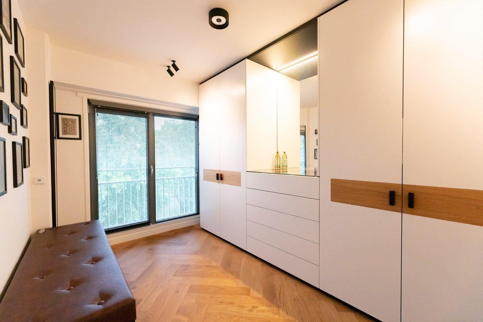 Atelier19 Inloopkast Op Maat gemaakt door meubelmaker Rhoon