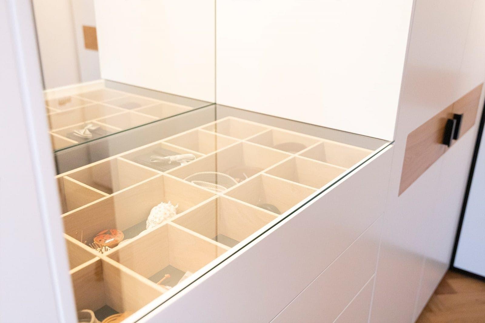 Atelier19 Inloopkast Op Maat gemaakt door meubelmaker Vlaardingen