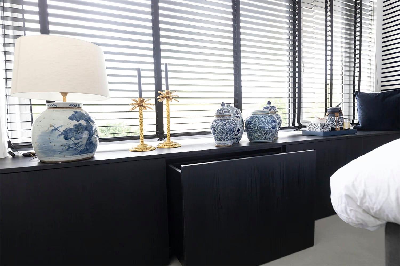 Atelier19 Zwarte Op Maat Slaapkamer Kast Vlaardingen