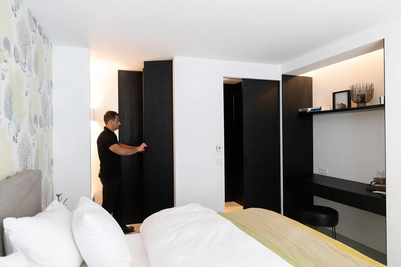 Garderobekast Slaapkamer berkel en rodenrijs