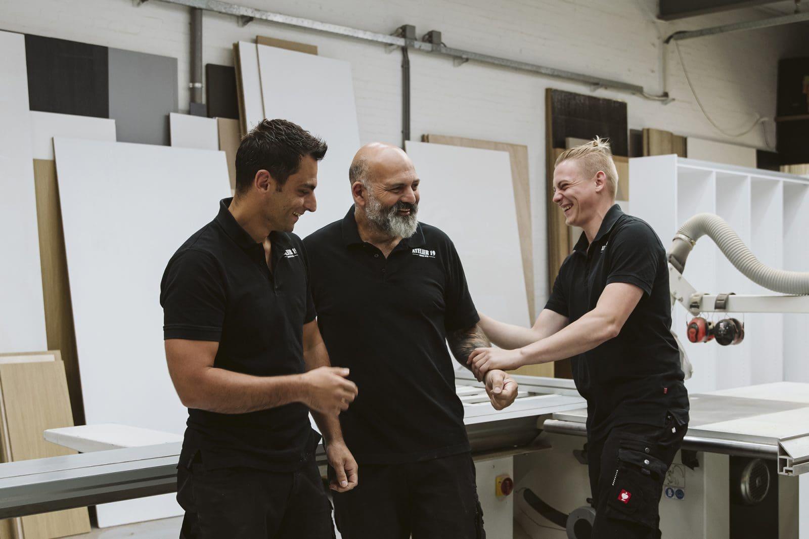 Interieurbouwer Papendrecht In Hun Atelier In Hillerseberg