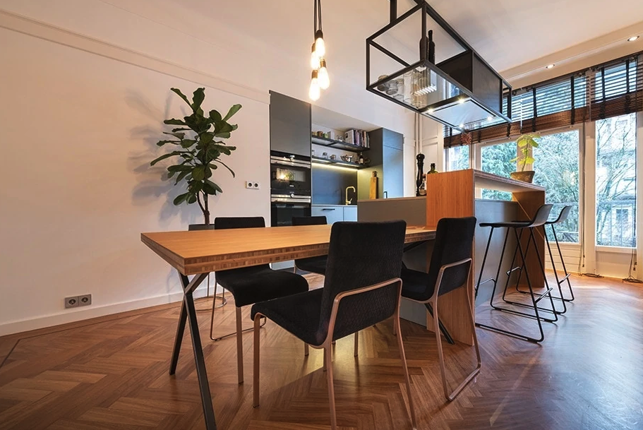 Keuken Met Moderne Look Laten Maken Vlaardingen